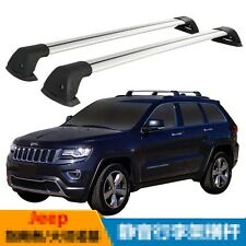crossbars cross baggage luggage roof rack rail bar JEEP Grand Cherokee 2011-17