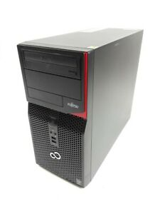 FSC-Esprimo-P420-Tower-Pentium-G3440-2x3-3GHz-4GB-RAM-160GB-SSD-DVD-RW-Win10-Pro