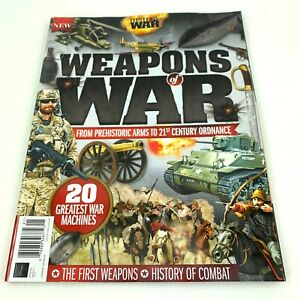 Weapons-of-War-Magazine-History-of-War-History-of-Combat-The-First-Weapons