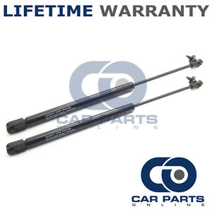 2X FOR JEEP GRAND CHEROKEE WG 1999-04 TAILGATE WINDOW GAS SUPPORT HOLDER STRUTS