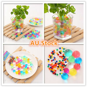 5-Bags-Crystal-Soil-Gel-Jelly-Flower-Oxygen-Ball-Rainbow-Color-Water-Pearls-Vase