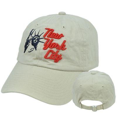 Baseball & Softball Der GüNstigste Preis New York City Nyc Groß Apple Liberty Relax Schlapphut Passt Für Baumwolltop Welt
