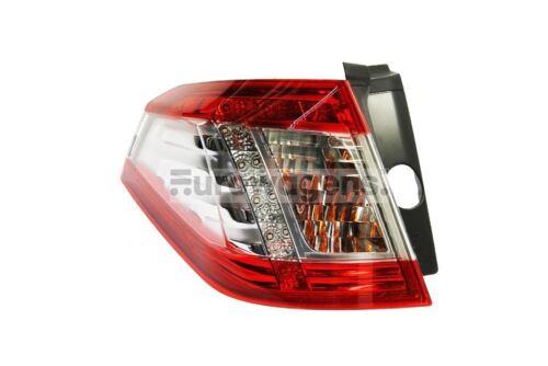Peugeot 508 SW 11-13 LED Rear Outer Light Left Passenger Near Side OEM Valeo