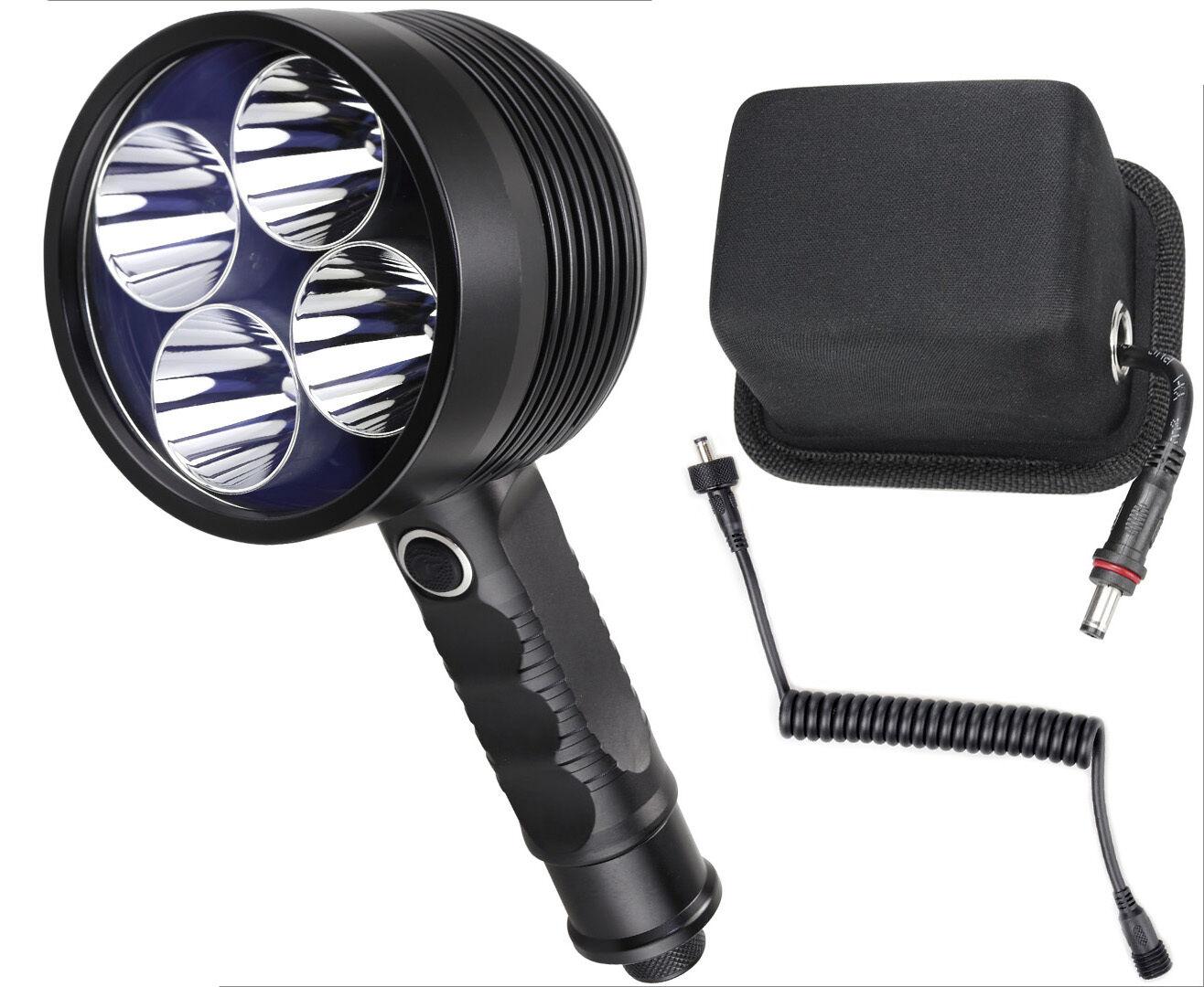 Sportac ZP10L9 Battery Pack Edition 5120 Lumens XP-L Hi LED