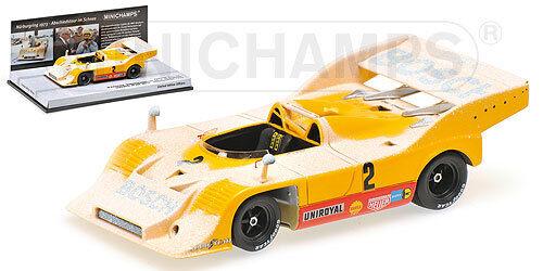 Porsche 917//10 Bosch Interserie 1973 Farewell in the Snow #2 Kauhsen 1:43