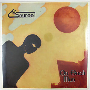 SOURCE-On-Each-Man-LP-1987-PSYCH-PROG-PRIVATE-PRESSING-STILL-SEALED-UNPLAYED