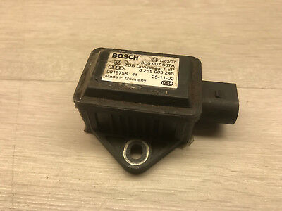 VW Passat Phaeton Generalüberholter ESP Duo-Sensor 8E0907637A 0265005245