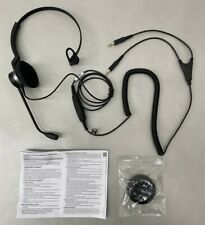 Otometrics 8 75 69003 Madsen Astera Operator 1066 Headset W Microphone Amp Cable