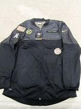 9b3837fdc 2016 Pittsburgh Steelers Salute to Service Mens Jacket NFL Nike Large  Dri-fit