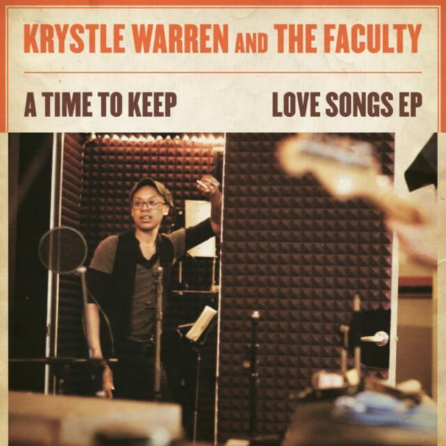 Warren Krystle - a Time To Keep Nuovo CD