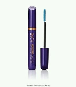 Oriflame-The-One-5-in-1-Wonderlash-Mascara-Impermeabile-Nero-8-ML-034-Nuovo-di-Zecca