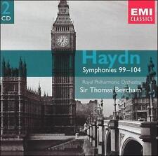 Haydn: Symphonies Nos. 99-104 ~ Sir Thomas Beecham / Royal Philharmonic, New Mus