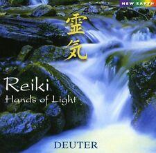 Deuter - Reiki Hands of Light [New CD]