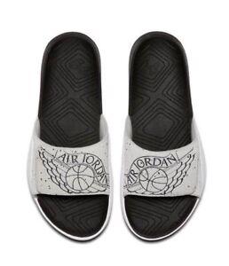 finest selection 617b3 a8343 Nike Jordan Hydro 7 VII Slides Sandal Slippers AA2517-004 ...