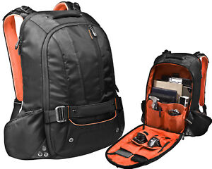 EVERKI-Beacon-Laptop-Rucksack-46-74-cm-18-4-039-039-Notbook-Rucksack-schwarz