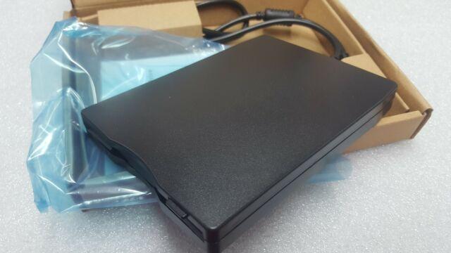 """Lecteur de disquettes 3.5 3""""1/2 1.44Mo, externe, USB, neuf"""