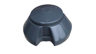 Kanalisationsentl/üfter Entl/üftungshaube 50 50 mm 160 mm braun Dachentl/üfter 110 75