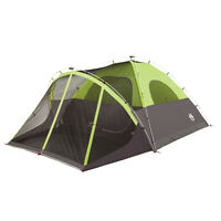 Coleman Steel Creek Fast Pitch Screened Dome Tent 6 Person
