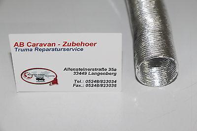 Truma - Trumatic 2,5 m Abgasrohr AA3/ 55 mm  für C/ Combi / E 4000 39320-00