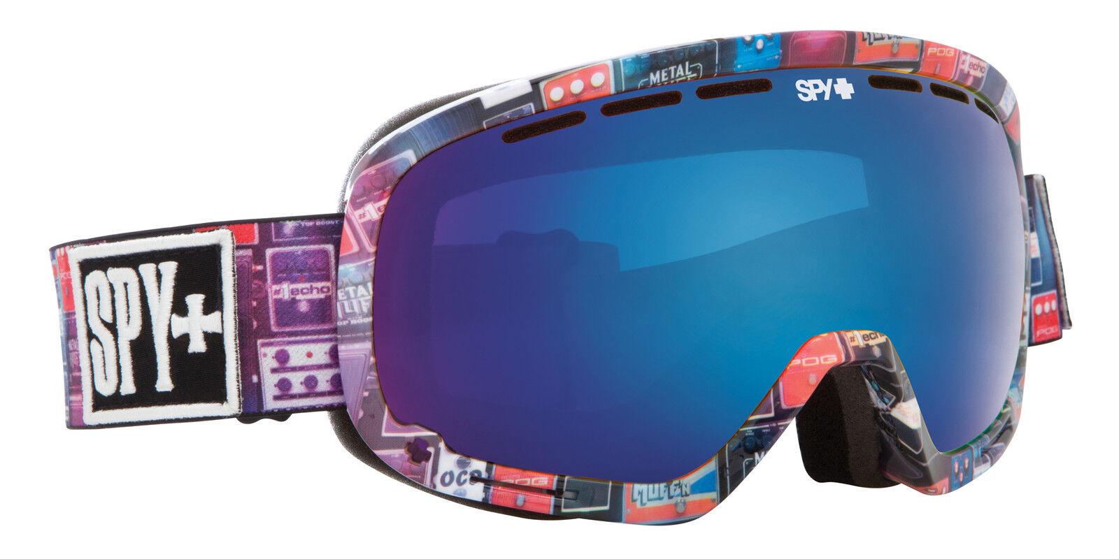 BRAND NEW IN BOX Spy Optic MARSHALL VOLUME 11 Snowboard Ski Goggle PERSIMMON
