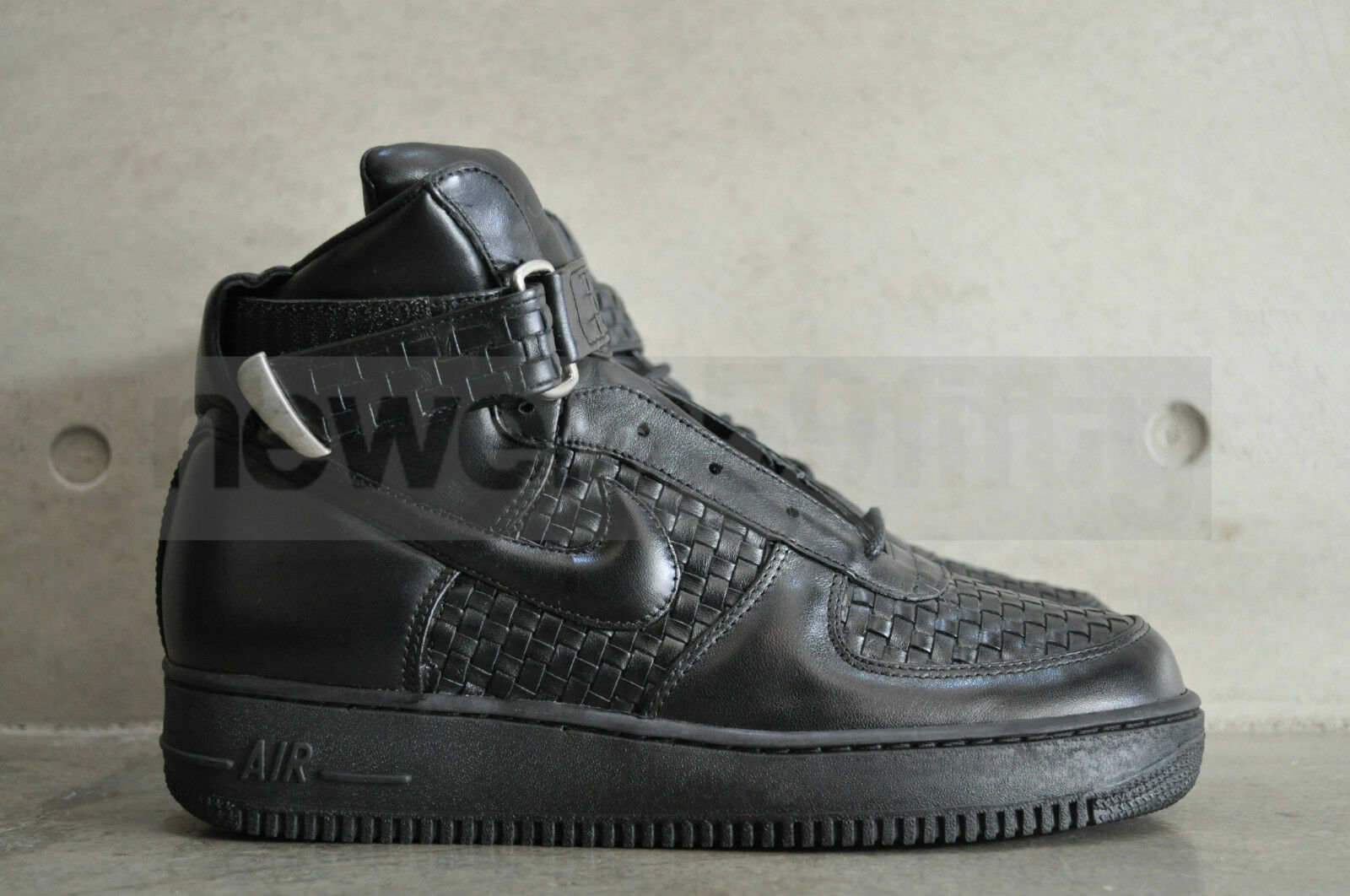 Nike Air Force 1 High Lux Made In  - Black Black