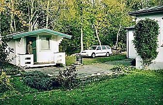 sommerhus, Rønne Vestbornholm