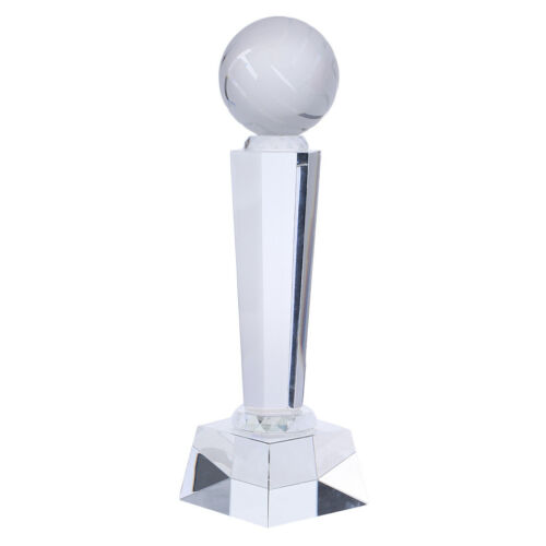 Customized Crystal Trophy Cup Prize Creative Encourage Souvenir Volleyball