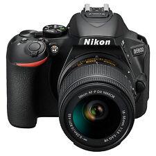 """Nikon D5600 Digital SLR Camera HD 1080P  24.2MP Wi-Fi 3.2"""" Screen (298933)"""
