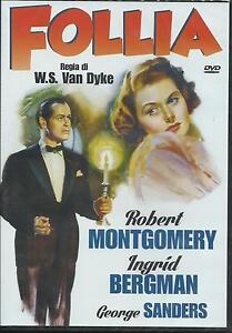 Follia-1941-DVD