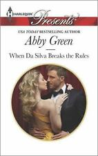 When Da Silva Breaks the Rules (Harlequin PresentsBlood Brothers)-ExLibrary