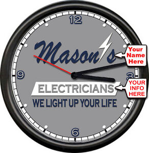 Electrician electrical co personalized we light up your life sign image is loading electrician electrical co personalized we light up your aloadofball Images