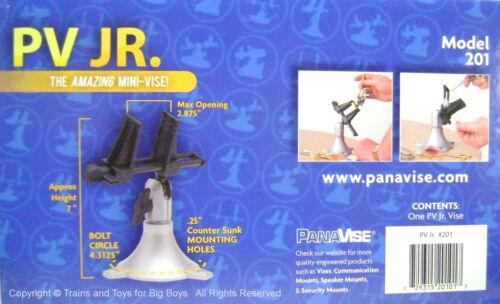 PANAVISE 201 PVJr AMAZING MINI-VISE Hobby Tool Crafts Scale Modeling Train New i