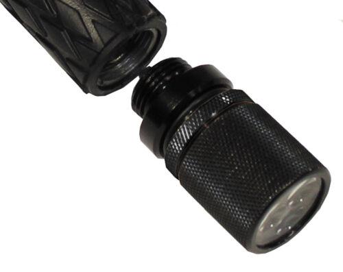 MFH matraque-Lampe 3 DEL Lampe Torche bâton Lampe 5,5 cm