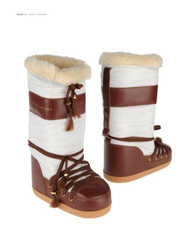 Jacobs 42 8 £ Rrp Brick Marc eu Uk White Stivali Expedition Snow 245 Snowed by 1ETwzBqP