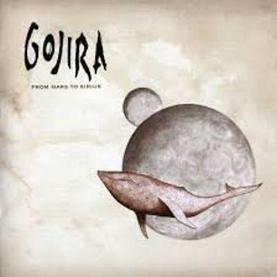 GOJIRA FROM MARS TO SIRIUS BRAND NEW SEALED CD 2014