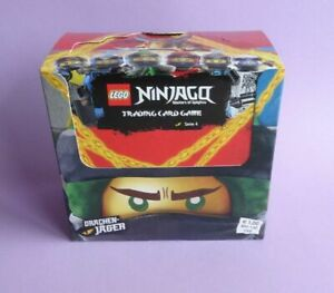 1 jeu de cartes à collectionner Lego Ninjago, Serie 4 = 50 Booster, Neu 2019