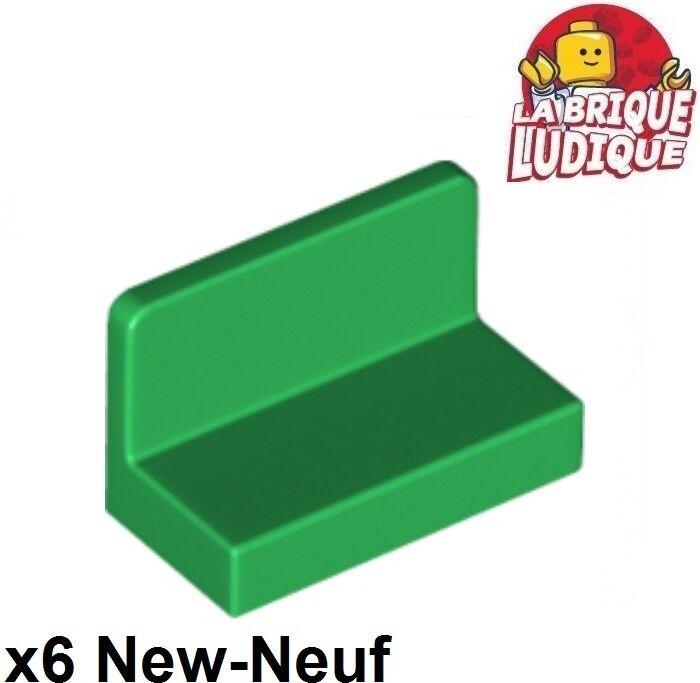 LEGO NEW 1x2x1 Transparent Black Panel Rounded Corners 6069068 Brick 15714 10x
