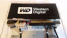 WESTERN DIGITAL 250GB 320GB EXTERNAL USB & 2X FIREWIRE EXTERNAL IDE ENCLOSURE