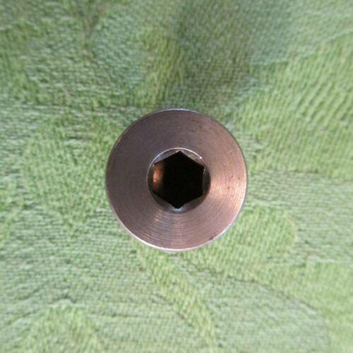 Din 908 G 1//4  Verschlußschrauben NEU 1 Stück Verschlussschrauben