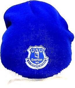 Everton-Cappello-Berretto-Beanie-Ufficiale-Calcio-Club-Regali
