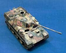 Verlinden 120mm (1/15) Panther Ausf.A German Medium Tank WWII [w/PE + Decal] 952