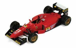 IXO-Ferrari-412T1B-1994-Belgian-GP-Jean-Alesi-27-1-43-IXOSF2294