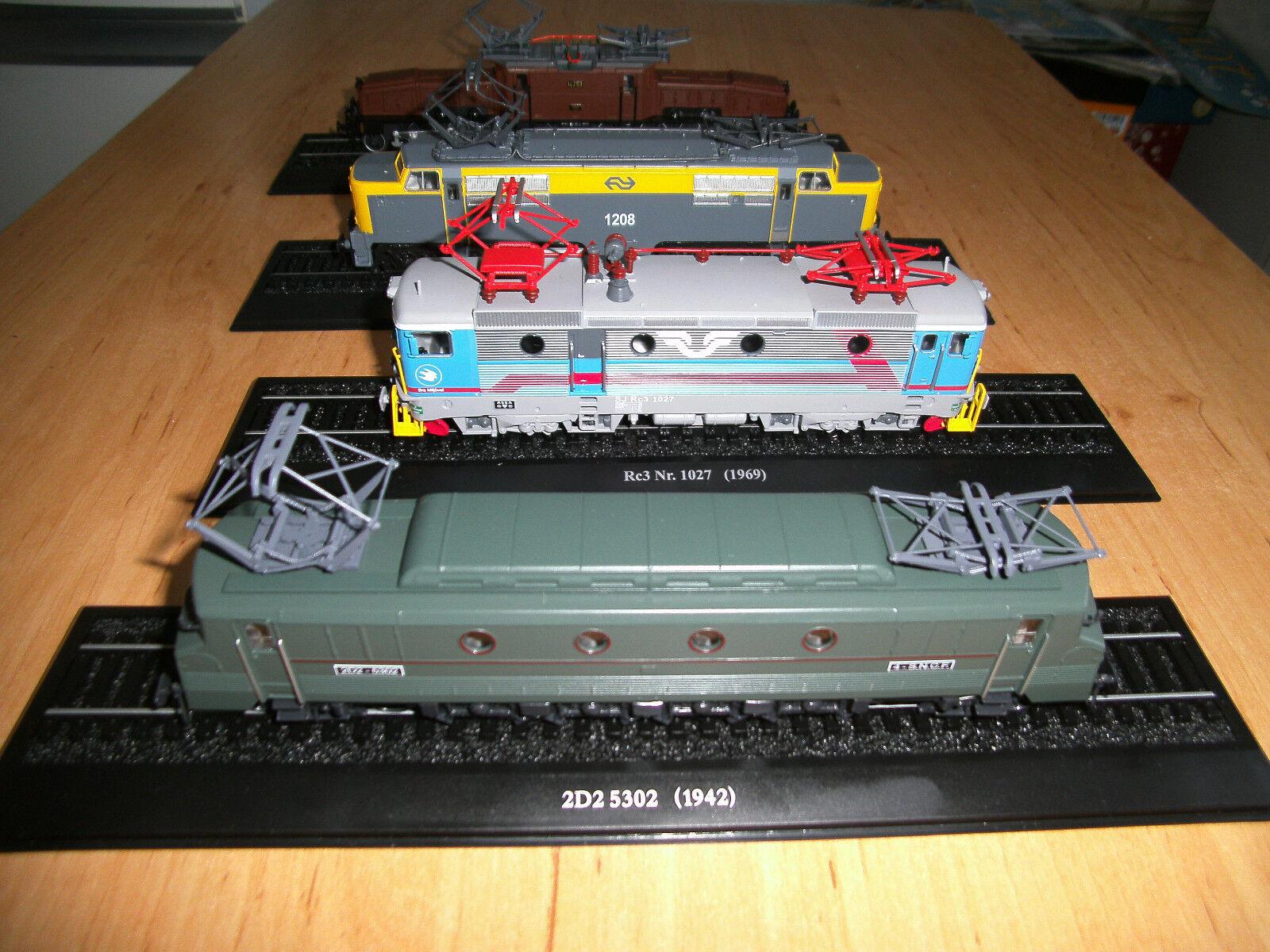Venta en línea de descuento de fábrica 4 fecha modelos-locomotoras modelos-locomotoras modelos-locomotoras atlas Verlag  Esperando por ti