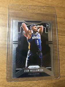 Zion-Williamson-2019-20-Panini-Prizm-Rookie-Card-RC-248-Pelicans-INVEST