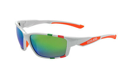 Occhiali SALICE Mod.011 ITA BIANCO Lens Rainbow Verde//GLASSES SALICE 011ITA WHIT