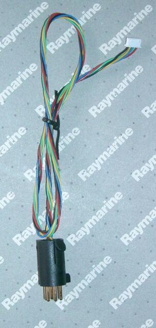 Raymarine Autohelm ST60+  Wind Vane Arm Cable 300mm A28165 windvane 5 pin plug