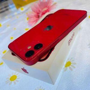 USED Apple iPhone 12 Mini 64GB Red - Complete, Factory Unlocked