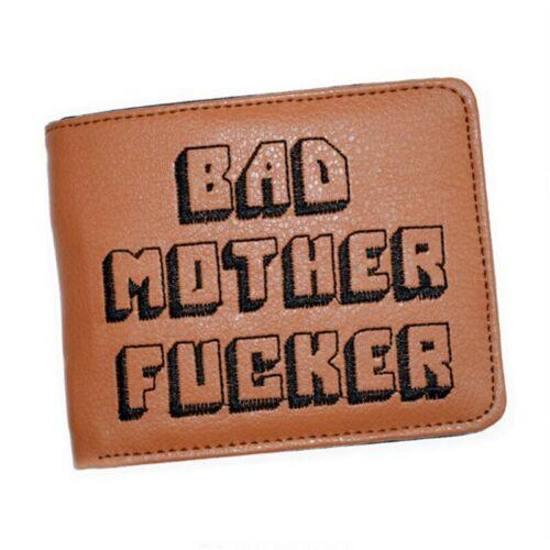 cker Quentin Tarantino Portefeuille Fondo iPhone Pulp Fiction Bad Mother F