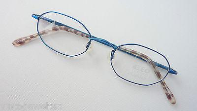 Affidabile Leo Xxl Sfacciate Occhiali Versione Vento-blu Occhiali Metallo Unisex 45-20 Size S-mostra Il Titolo Originale Delizie Amate Da Tutti