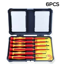 6 Piece Insulated Screwdriver Set 1000v Multifunctional Electrician Tool